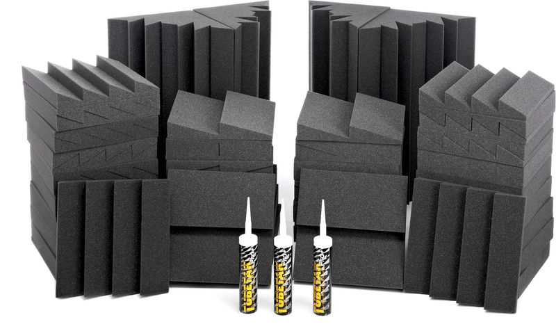 Auralex Acoustics Roominators Alpha-DST Charcoal