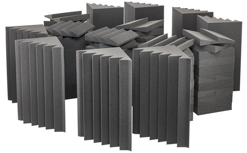 Auralex Acoustics Roominators D108L-DST Charcoal