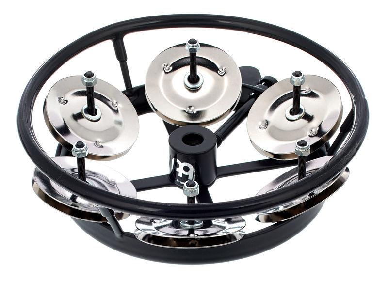Meinl THH1BK Hi-Hat Tambourine