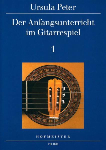 Friedrich Hofmeister Verlag Der Anfangsunterricht im Git.1