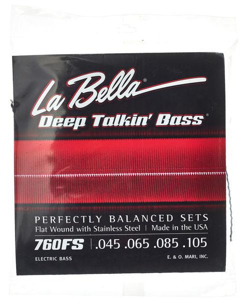 La Bella 760FS Deep Talkin Bass