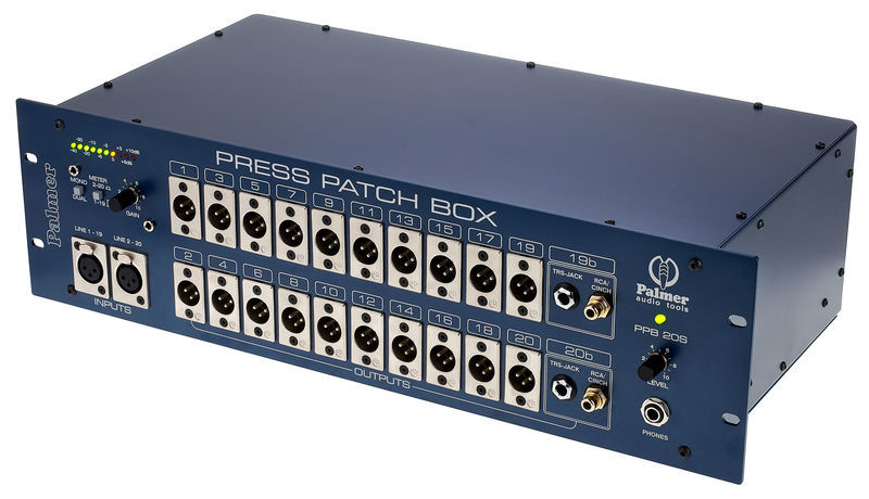 Palmer PPB 20 S Press-Box Stereo
