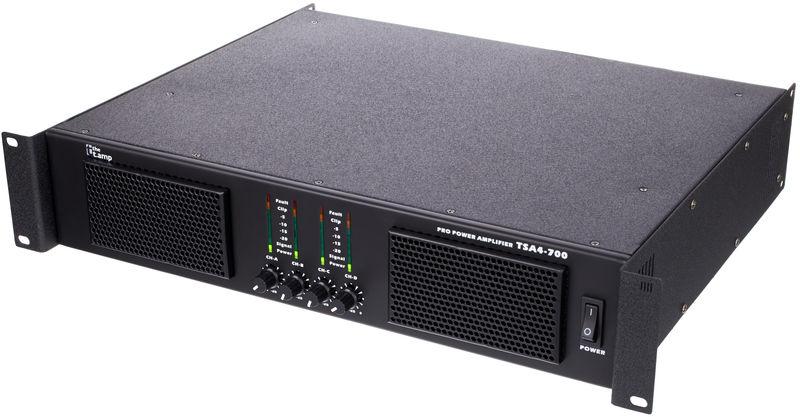 the t.amp TSA 4-700