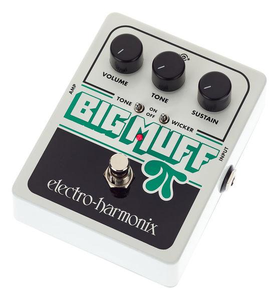 Electro Harmonix Big Muff Pi w. Tone Wicker