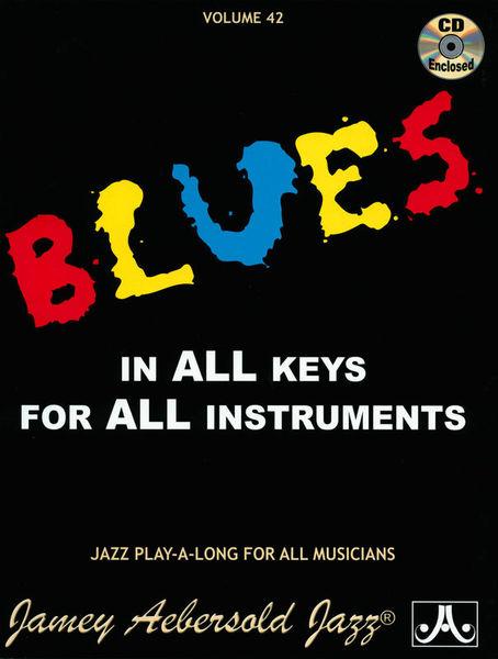 Jamey Aebersold Blues in All Keys
