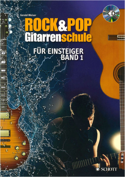 Schott Rock & Pop Gitarrenschule 1