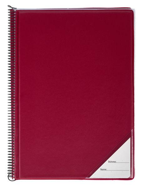 Star Music Folder 662a/30 Red