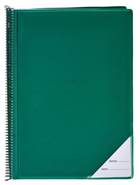 Star Music Folder 662a/30 Green