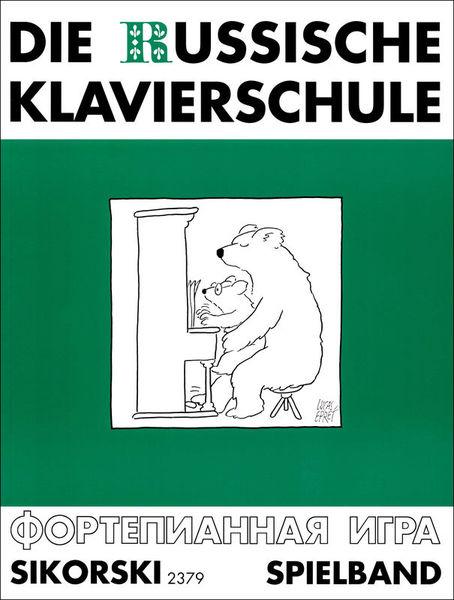 Sikorski Musikverlage Russische Klavierschule Spielb