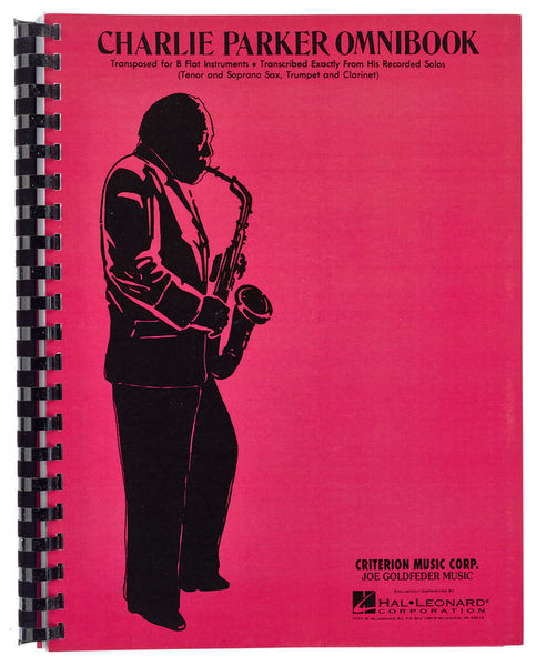 Atlantic Music Charlie Parker Omnibook Bb