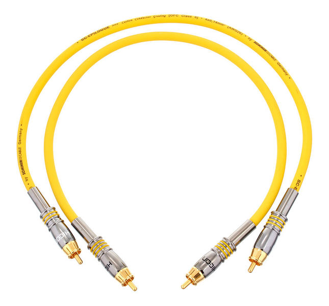 Sommer Cable Epilogue RCA Cable 0,5