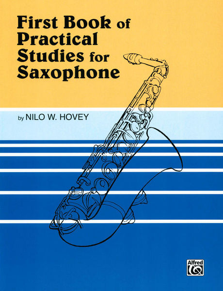 Belwin First Book of Practical Sax