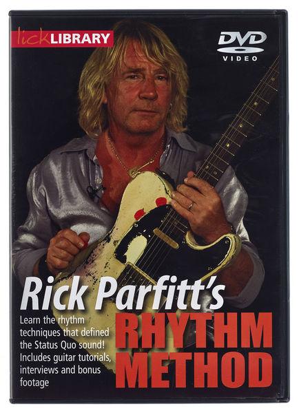Roadrock International Rick Parfitt's Rhythm Method