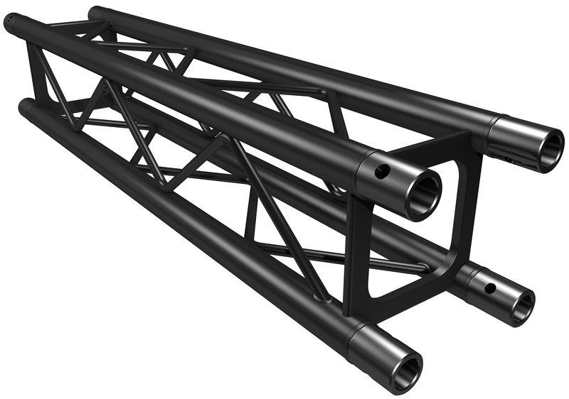 Global Truss F14050-B Truss Black 0,5 m