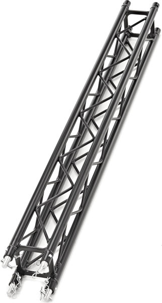 Global Truss F14100-B Truss Black 1,0 m