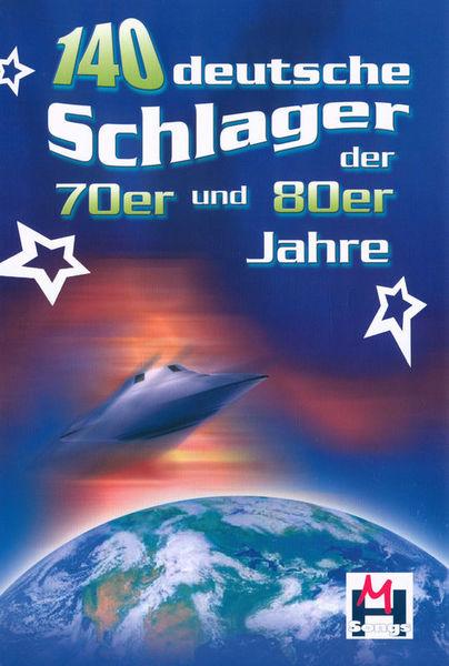 Musikverlag Hildner 140 Deutsche Schlager Der 70er