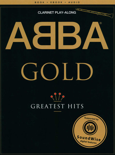 Wise Publications ABBA Gold for Clarinet
