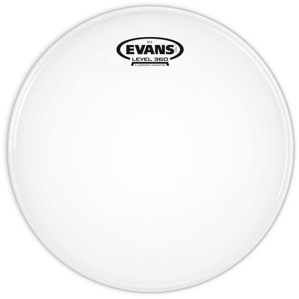 """Evans 13"""" G12 White Coated"""
