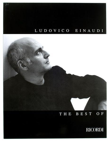 Ricordi Ludovico Einaudi The Best Of