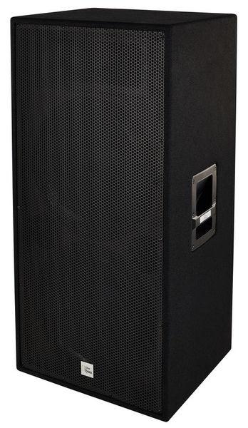 the box PA 252 ECO MKII