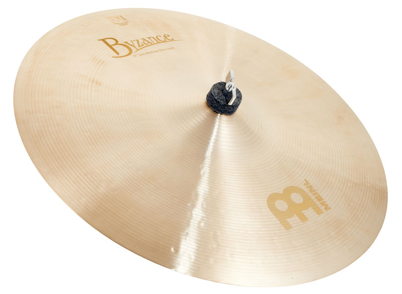 "Meinl 17""Byzance J.Medium Thin Crash"