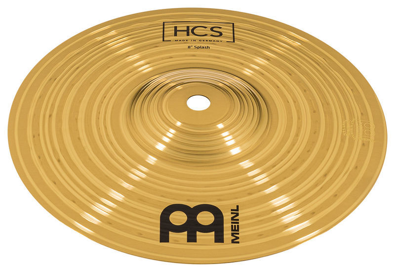 "Meinl 08"" HCS Splash"