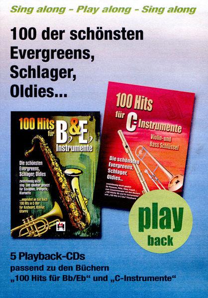 Musikverlag Hildner 100 Hits Playback CDs 1