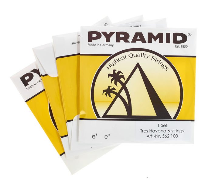 Pyramid Tres String Set