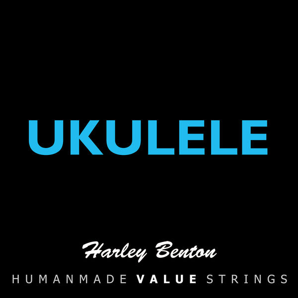 Harley Benton Valuestrings Uke Black