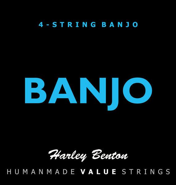 Harley Benton Valuestrings Banjo-4