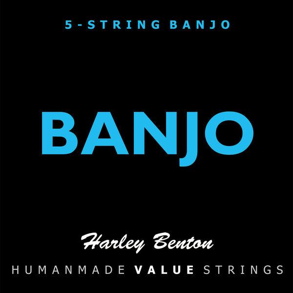 Harley Benton Valuestrings Banjo-5