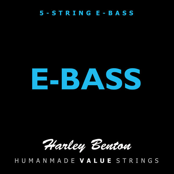 Harley Benton Valuestrings Bass-5 45-130
