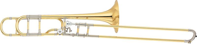 Yamaha YSL-882 OR 02 Trombone