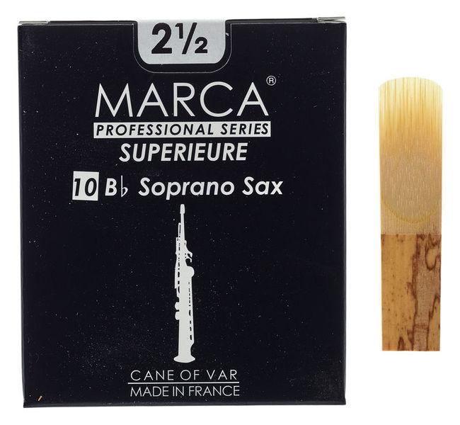Marca Superieure Soprano Sax 2.5