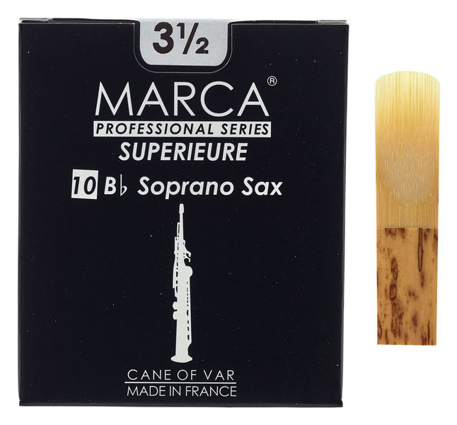 Marca Superieure Soprano Sax 3.5