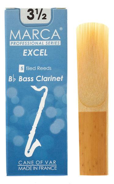 Marca Excel Bass Clarinet 3.5 (B)