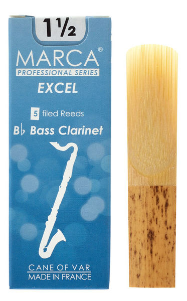 Marca Excel Bass Clarinet 1.5 (B)