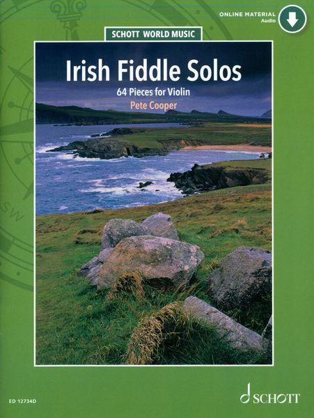 Schott Irish Fiddle Solos