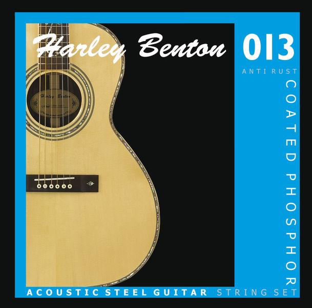 Harley Benton Coated Phosphor 013 Anti Rust