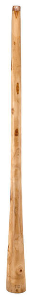 Thomann Didgeridoo Teak 150 cm Natur E