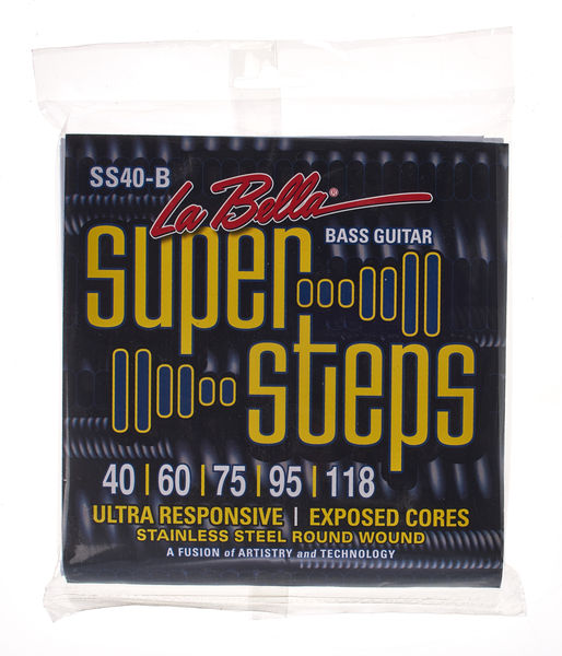 La Bella SS40-B Super Steps EL