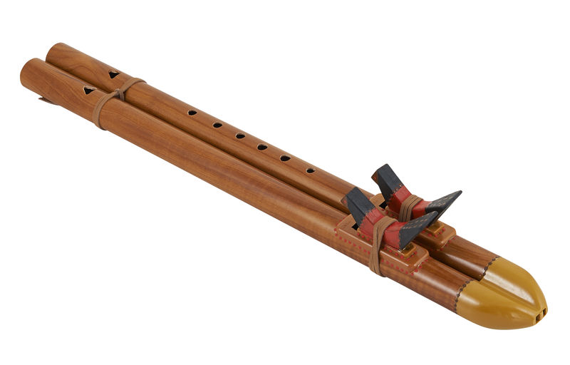 Thomann Indian Flute Double Tone E