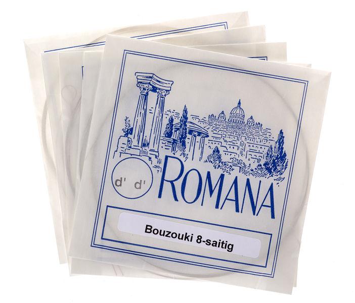 Romana Bouzouki Strings