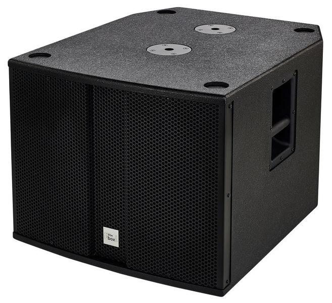 the box pro Achat 115 Sub