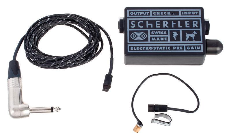 Schertler STAT-V-Set