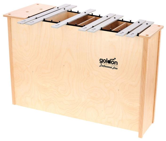 Goldon Metalophone Bass Model 10125