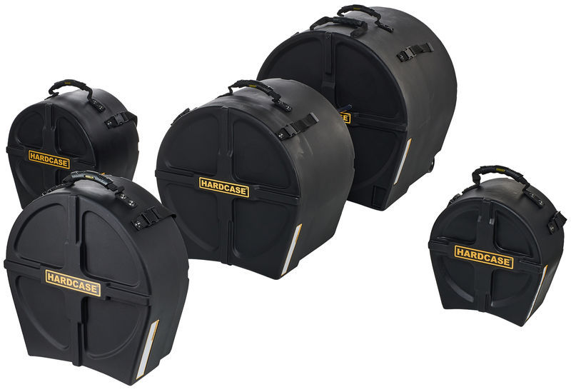 Hardcase Drum Case Set HJazz