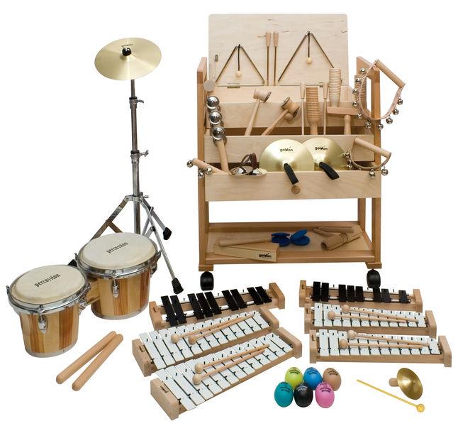 Goldon MusicTrolley Bongo Model 30512
