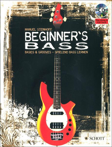 Schott Beginner's Bass