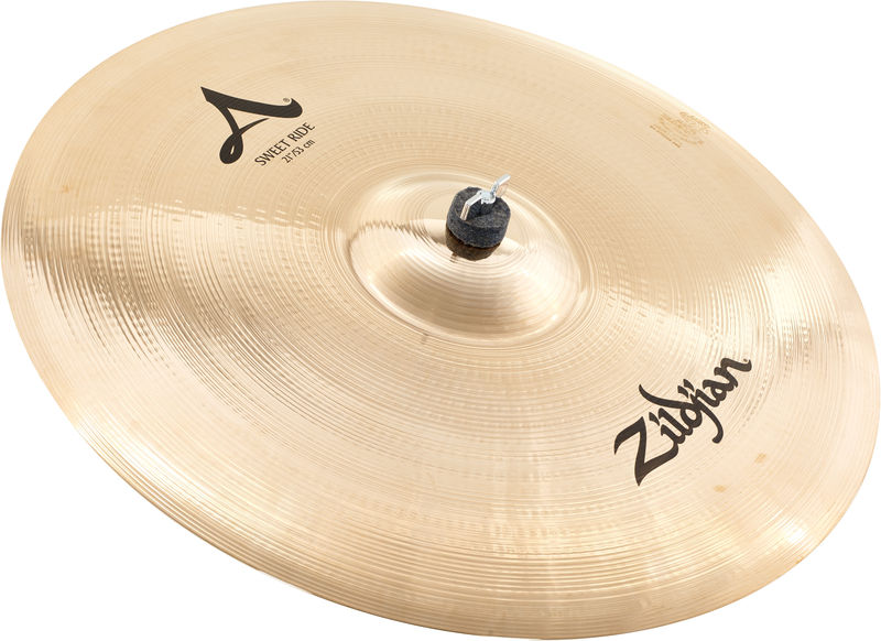 "Zildjian 21"" A-Series Sweet Ride Brill."